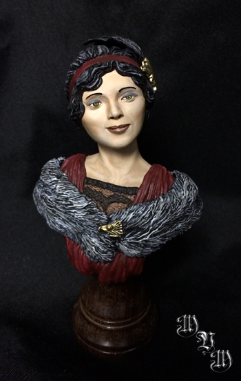 Eleanor 20th Century Flapper