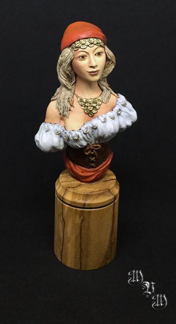 Gypsy Bust