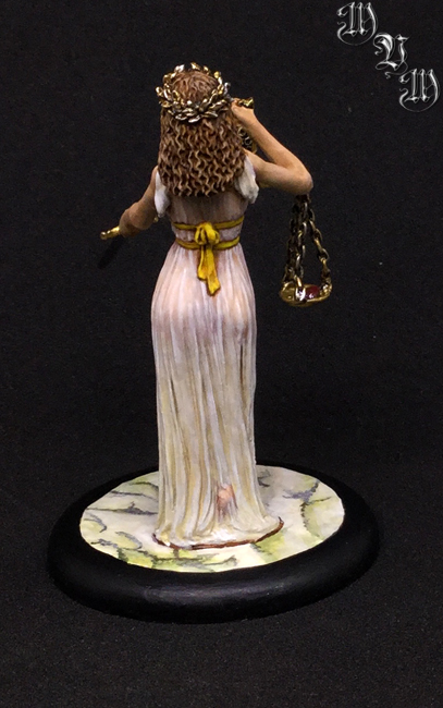 Justitia, Roman Goddess of Justice