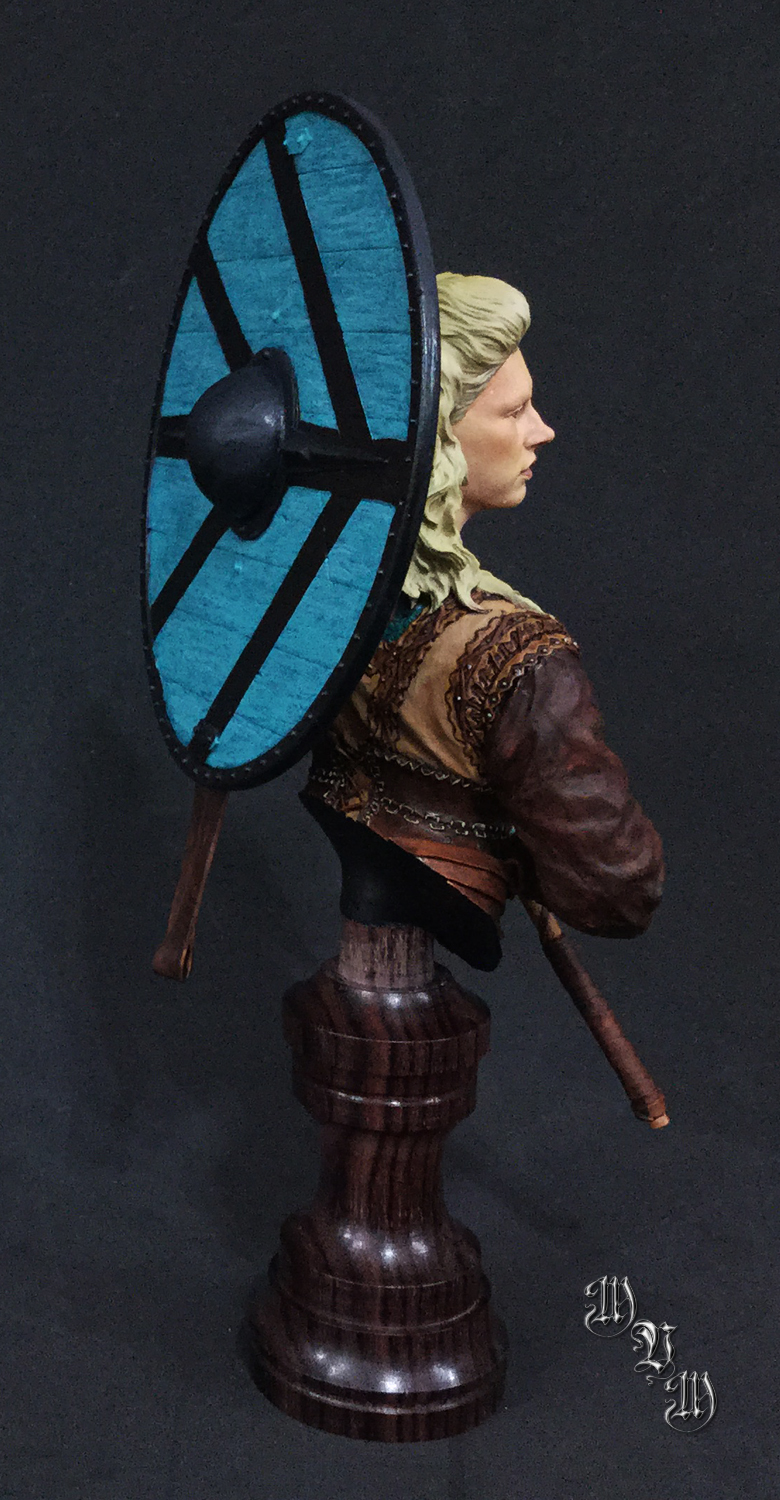 Lagertha, Viking Shieldmaiden