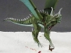 Mountain Conflict Dragon Diorama
