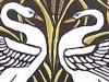 Odila, Swan Maiden Freehand Base