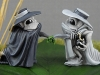 Spy vs Spy Frogs