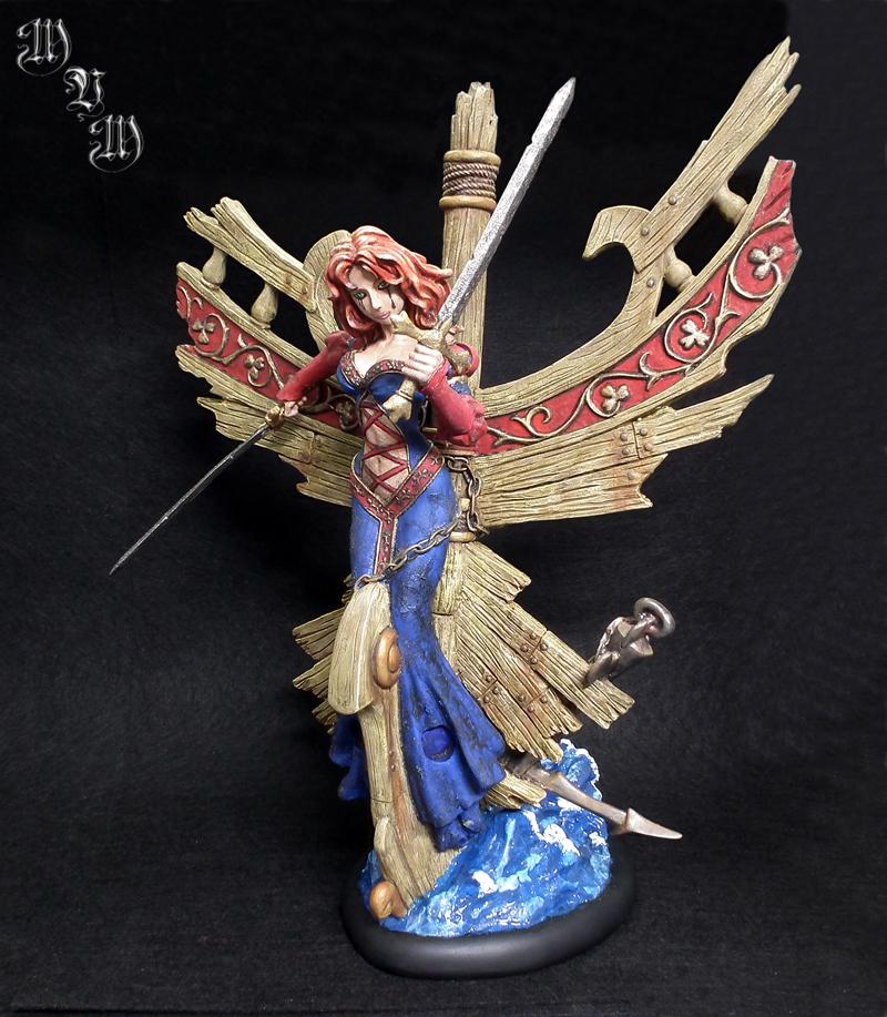Dark Maiden Front